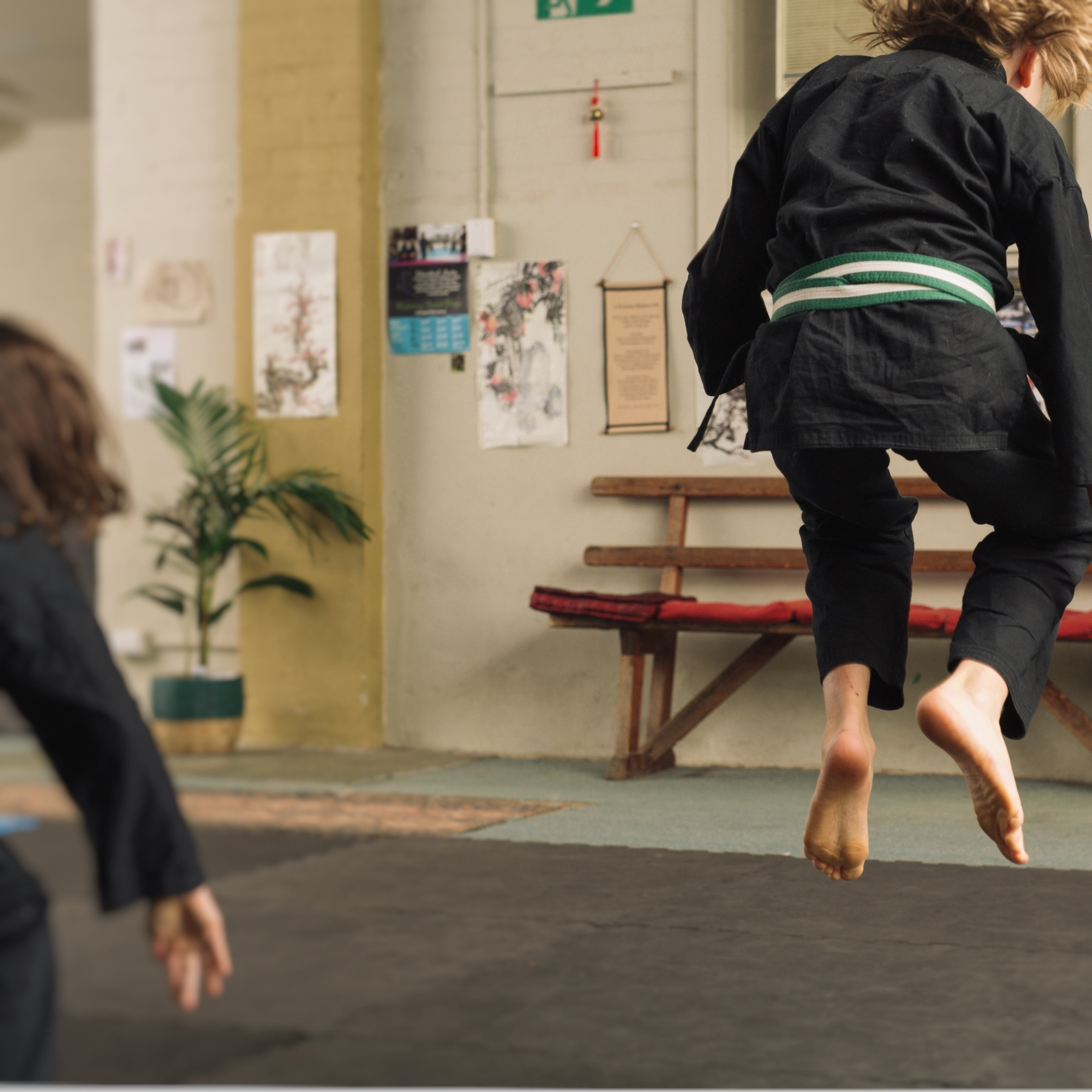 Raining Spirit is a martial arts dojo in Hurstbridge, Victoria