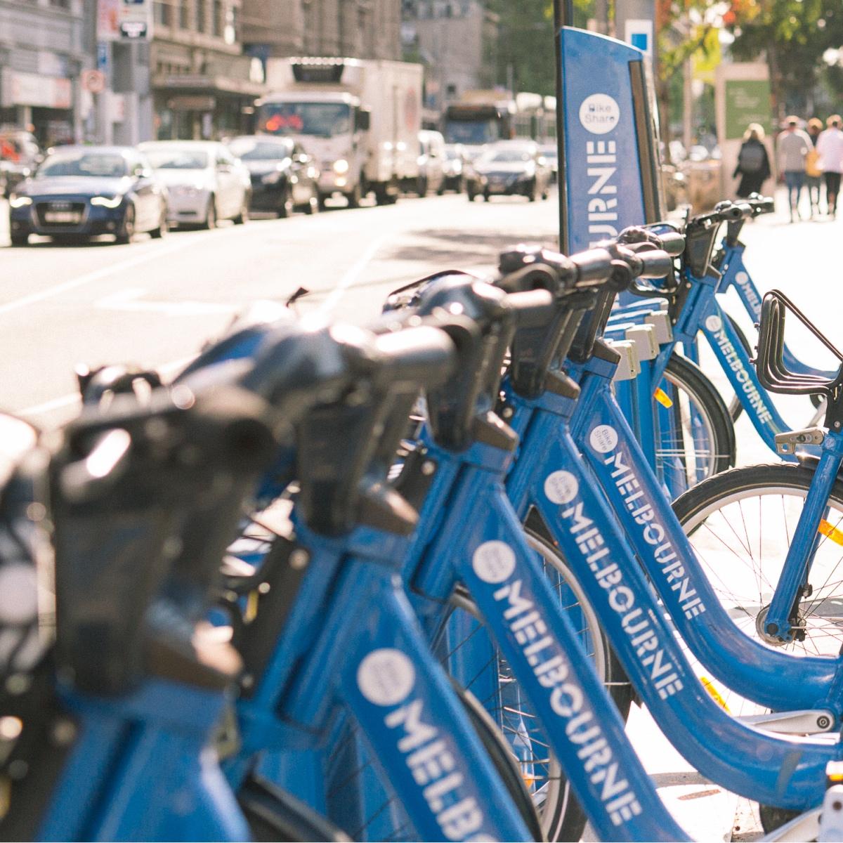Melbourne By Bike
