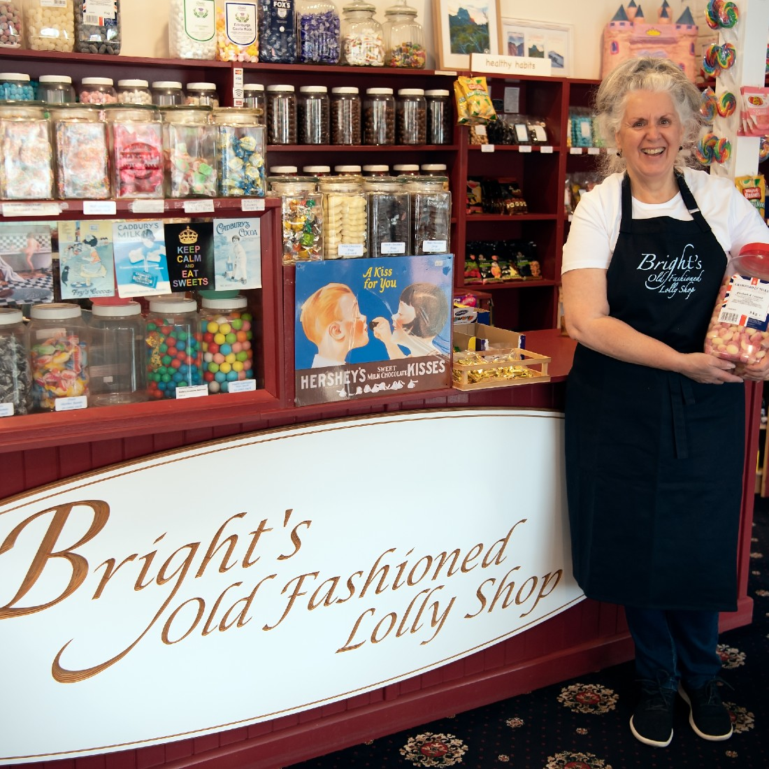 Bright's Old Fashion Lolly Shop store